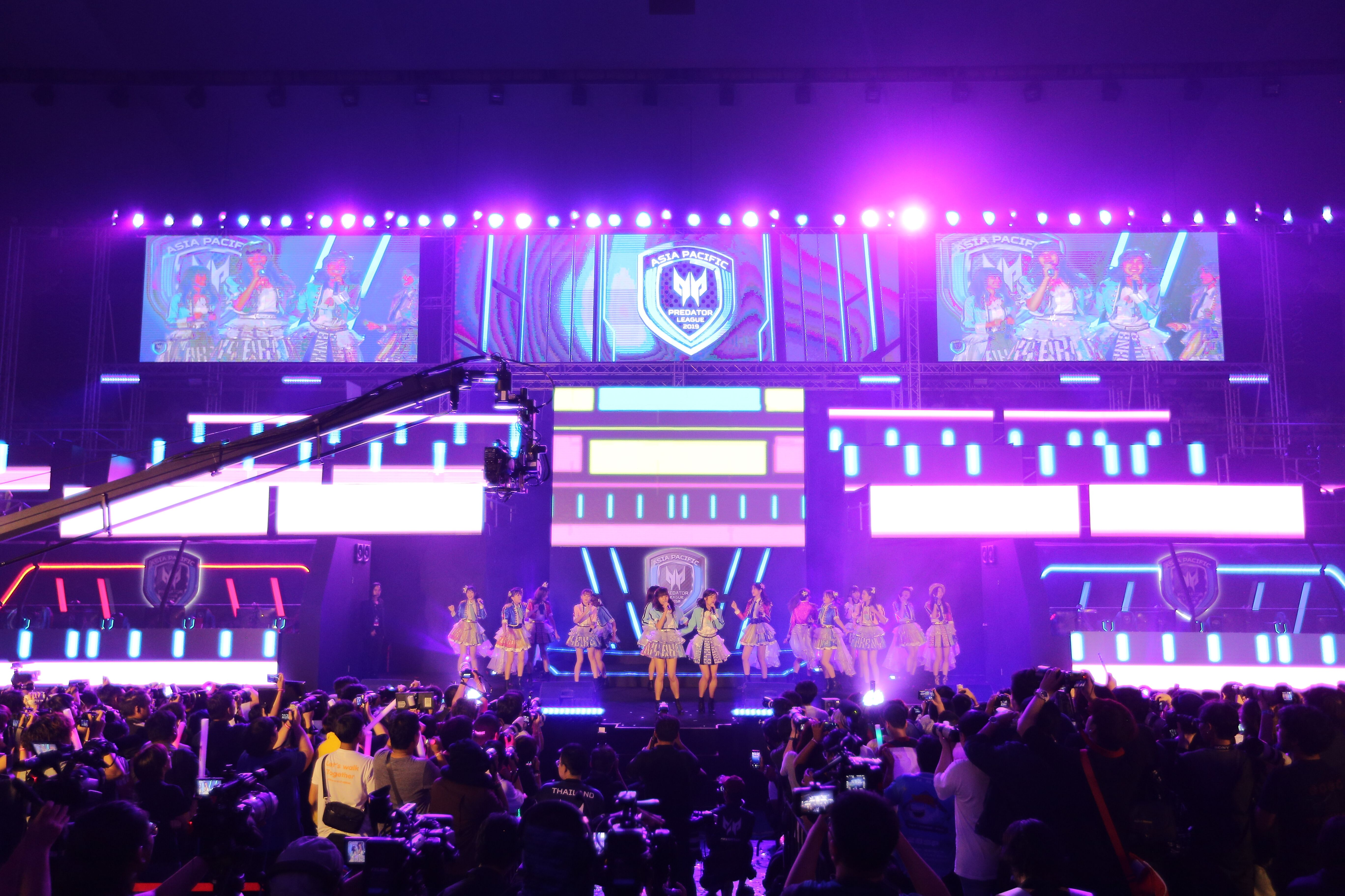 d uh2k w jpeg บรรยากาศงาน Asia Pacific Predator League 2019 สุดยอดขุนพลทีมอีสปอร์ตเข้าร่วมการแข่งขันรอบแกรนด์ไฟนอล