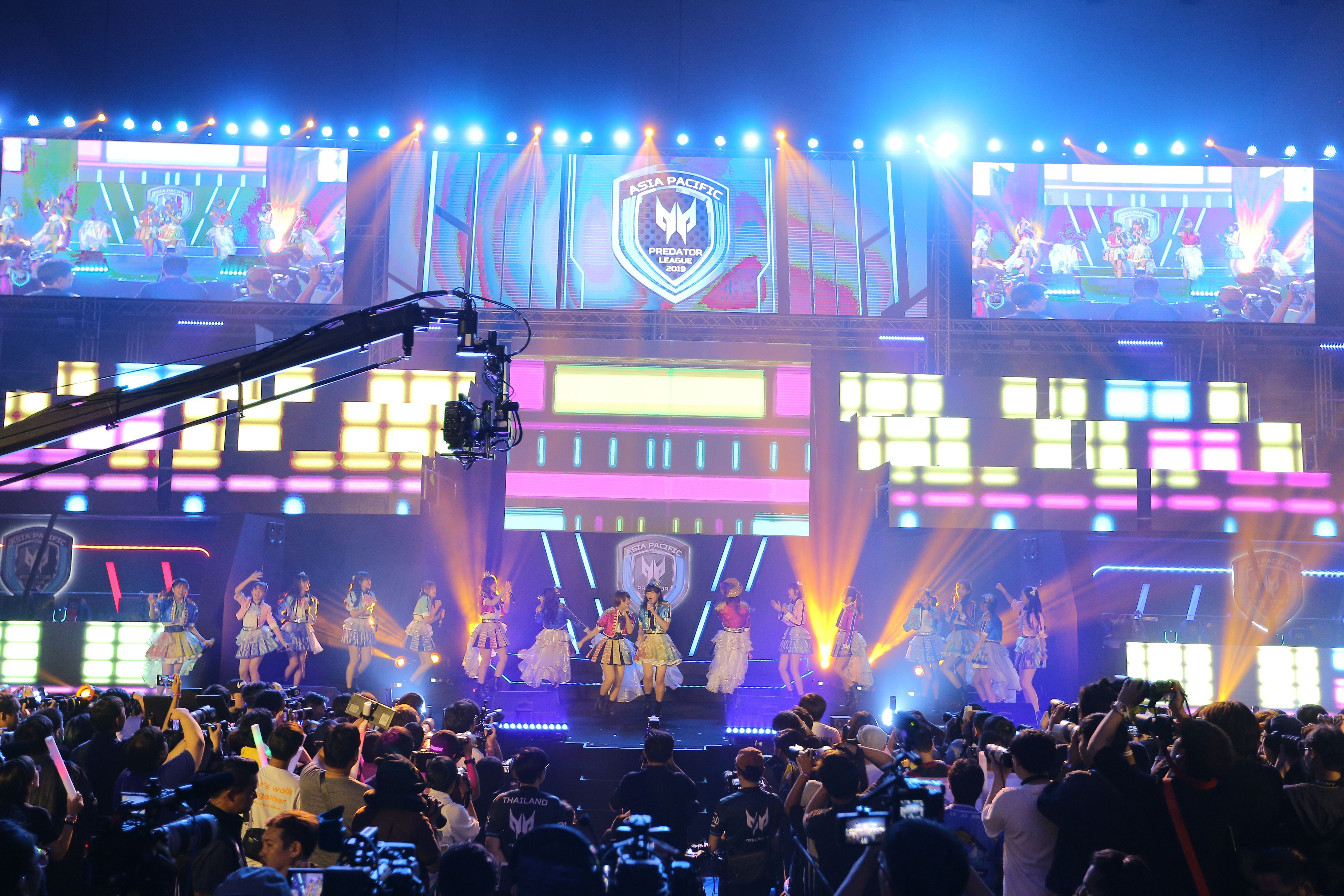 gfvycaey jpeg บรรยากาศงาน Asia Pacific Predator League 2019 สุดยอดขุนพลทีมอีสปอร์ตเข้าร่วมการแข่งขันรอบแกรนด์ไฟนอล