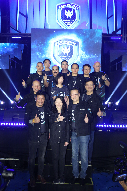 vhgnpafl jpeg บรรยากาศงาน Asia Pacific Predator League 2019 สุดยอดขุนพลทีมอีสปอร์ตเข้าร่วมการแข่งขันรอบแกรนด์ไฟนอล