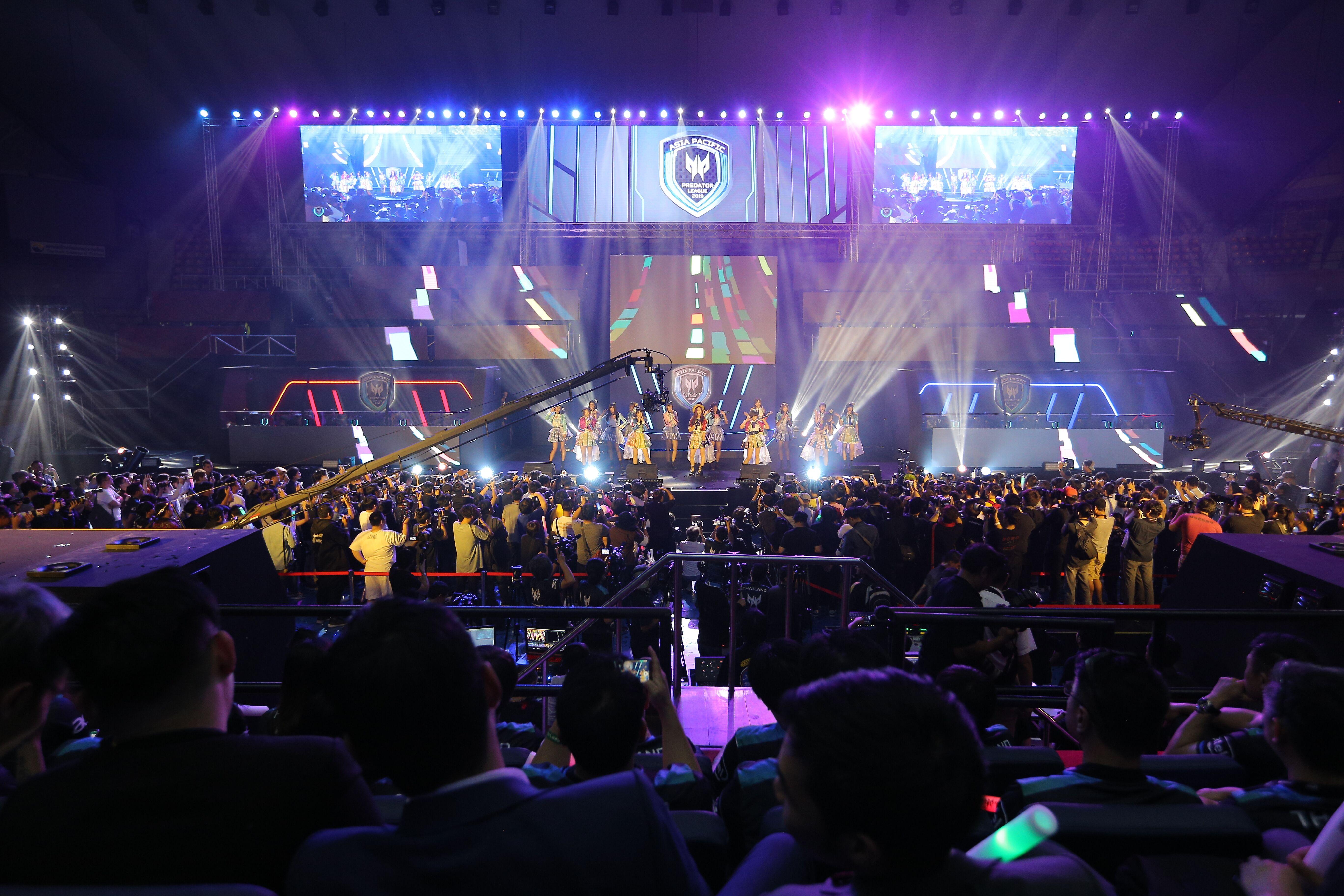 yu87wfdv jpeg บรรยากาศงาน Asia Pacific Predator League 2019 สุดยอดขุนพลทีมอีสปอร์ตเข้าร่วมการแข่งขันรอบแกรนด์ไฟนอล