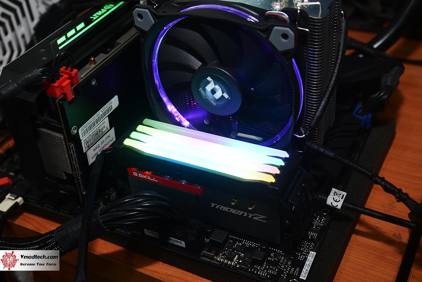 dsc 5564 Thermaltake Pacific R1 Plus DDR4 Memory Lighting Kit Review