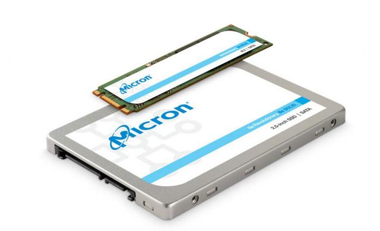 2019 02 28 16 03 22 Micron เปิดตัว SSD รุ่นใหม่ 1300 SATA SSD เน้นความประหยัดมาพร้อมชุดคอนโทลเลอร์ TLC NAND 96ชั้นพร้อมความจุขนาดสูงถึง 2TB
