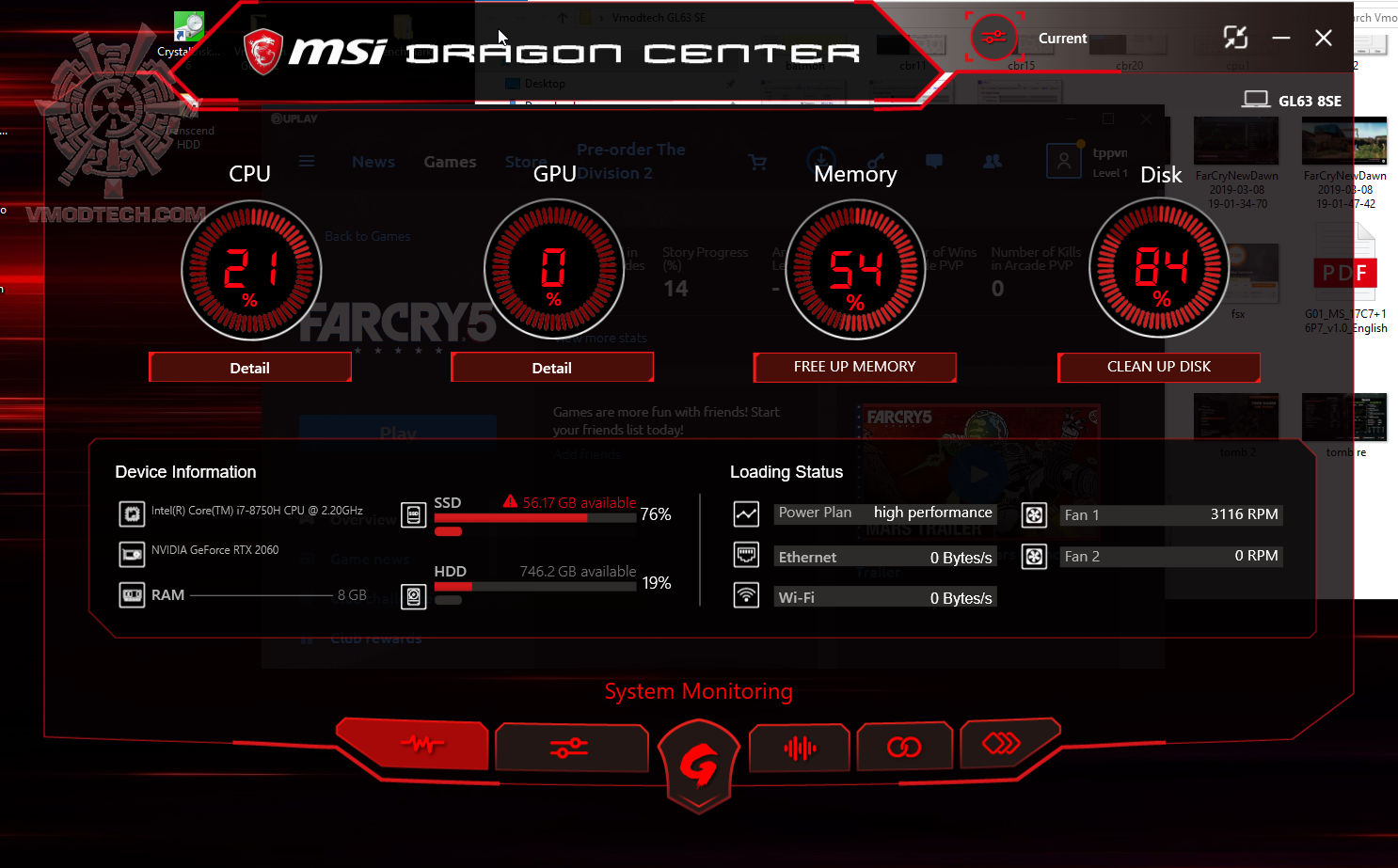 2019 03 08 20 03 24 MSI GL63 8SE with Nvidia RTX 2060 Review