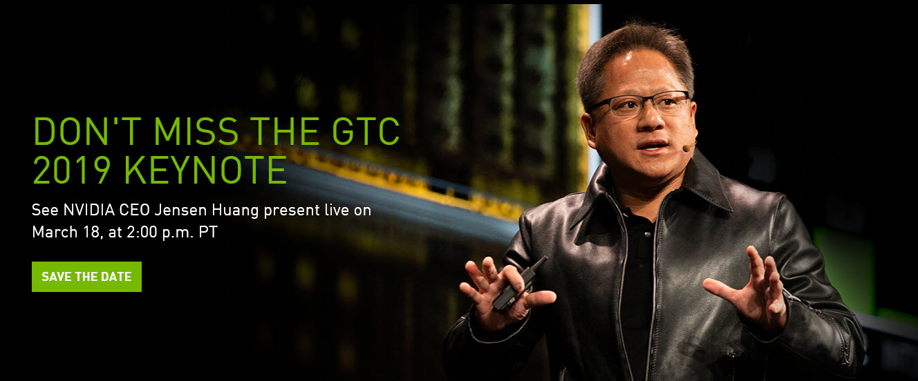 2019 03 15 22 00 54 ลือ NVIDIA เตรียมส่งการ์ดจอรุ่นใหม่ขนาดสถาปัตย์ 7nm รหัส Ampere ในปีนี้โดยคาดเปิดตัวในงาน GTC 2019
