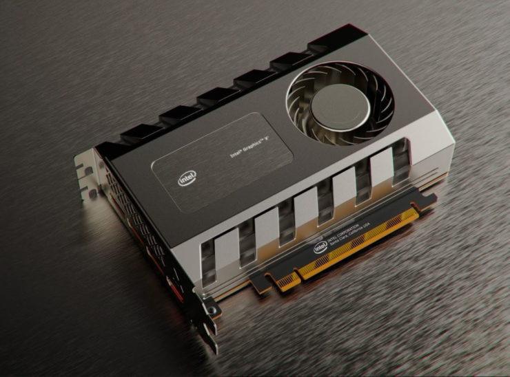 Intel โชว์การ์ดจอตัวแรก Intel Xe รุ่นต้นแบบเน้นใช้งานระดับ Entry Level คาดเปิดตัวในปี 2020
