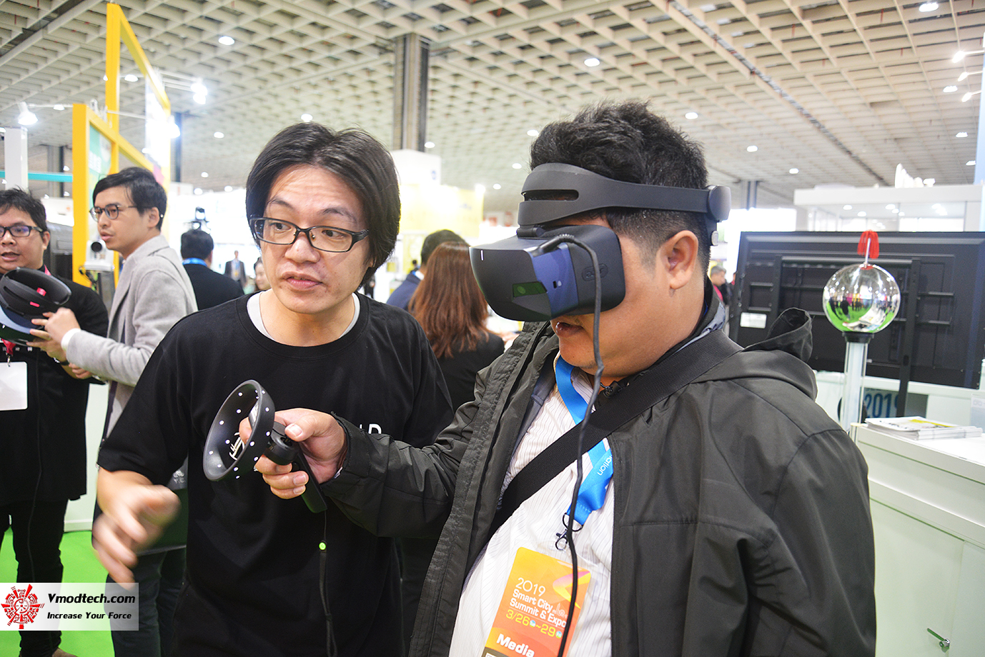 dsc 8601 เยี่ยมชมบูธ Smart Education ระบบการศึกษาอัจฉริยะในงาน 2019 SMART CITY SUMMIT & EXPO ณ กรุงไทเป ประเทศไต้หวัน