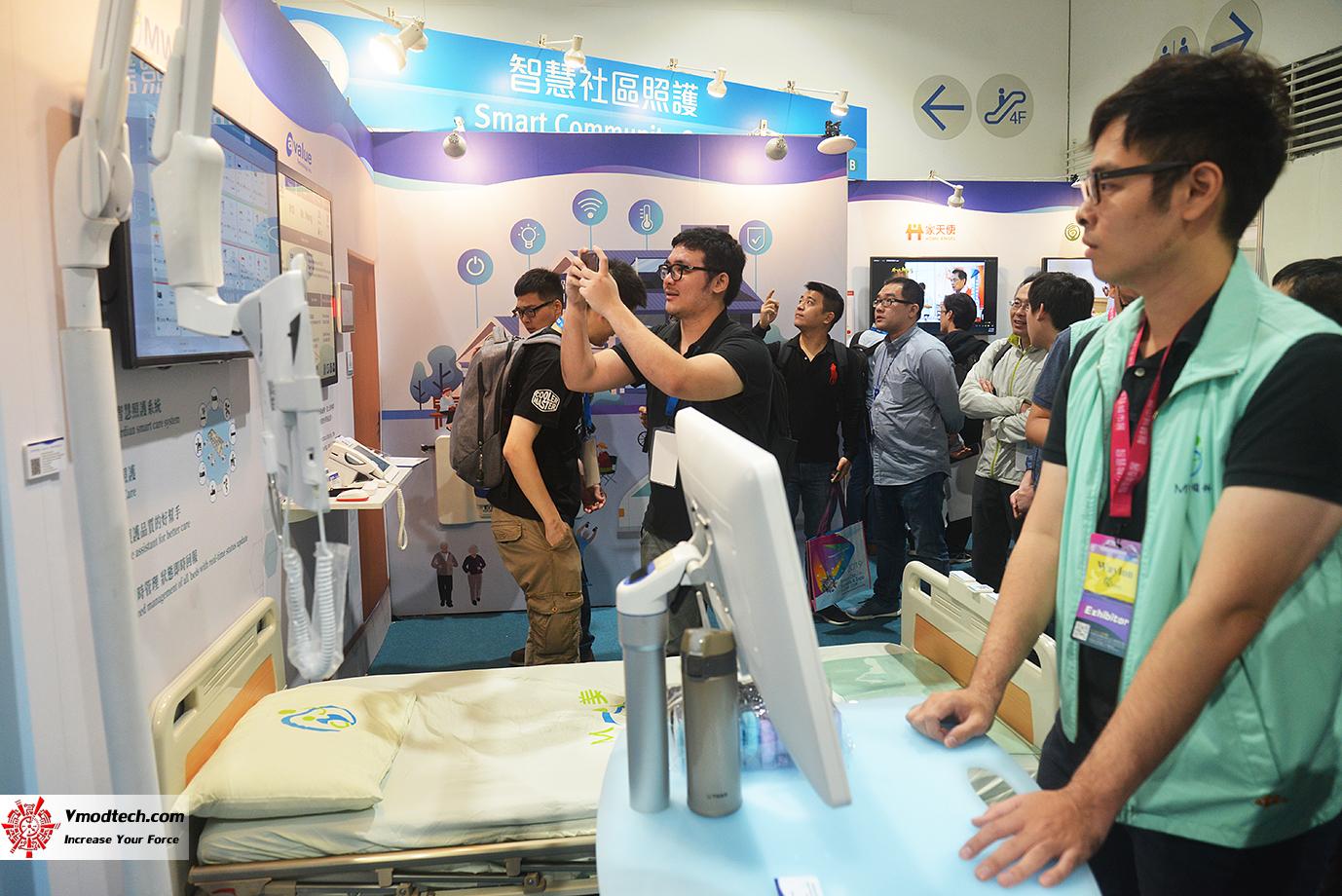 dsc 8811 เยี่ยมชมบูธ Smart Healthcare Expo กับเทคโนโลยีระบบการแพทย์และการดูแลสุขภาพอัจฉริยะในงาน 2019 SMART CITY SUMMIT & EXPO ณ กรุงไทเป ประเทศไต้หวัน