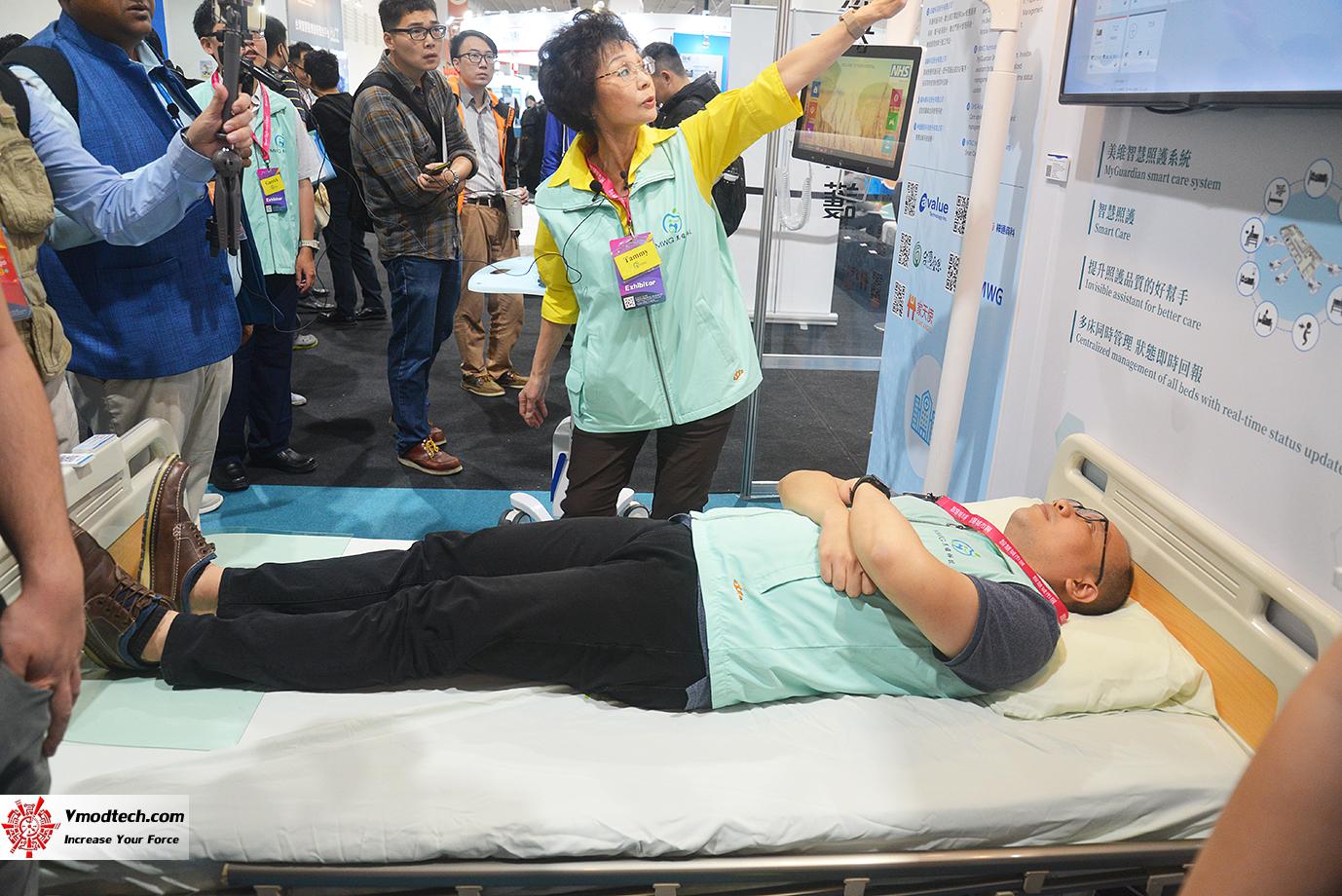 dsc 8823 เยี่ยมชมบูธ Smart Healthcare Expo กับเทคโนโลยีระบบการแพทย์และการดูแลสุขภาพอัจฉริยะในงาน 2019 SMART CITY SUMMIT & EXPO ณ กรุงไทเป ประเทศไต้หวัน