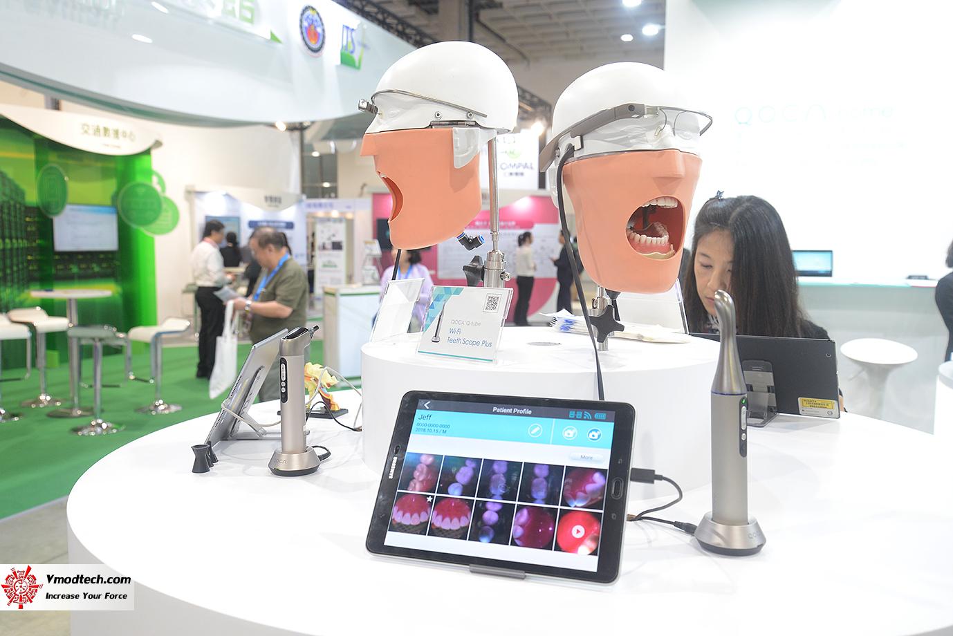 dsc 8900 เยี่ยมชมบูธ Smart Healthcare Expo กับเทคโนโลยีระบบการแพทย์และการดูแลสุขภาพอัจฉริยะในงาน 2019 SMART CITY SUMMIT & EXPO ณ กรุงไทเป ประเทศไต้หวัน