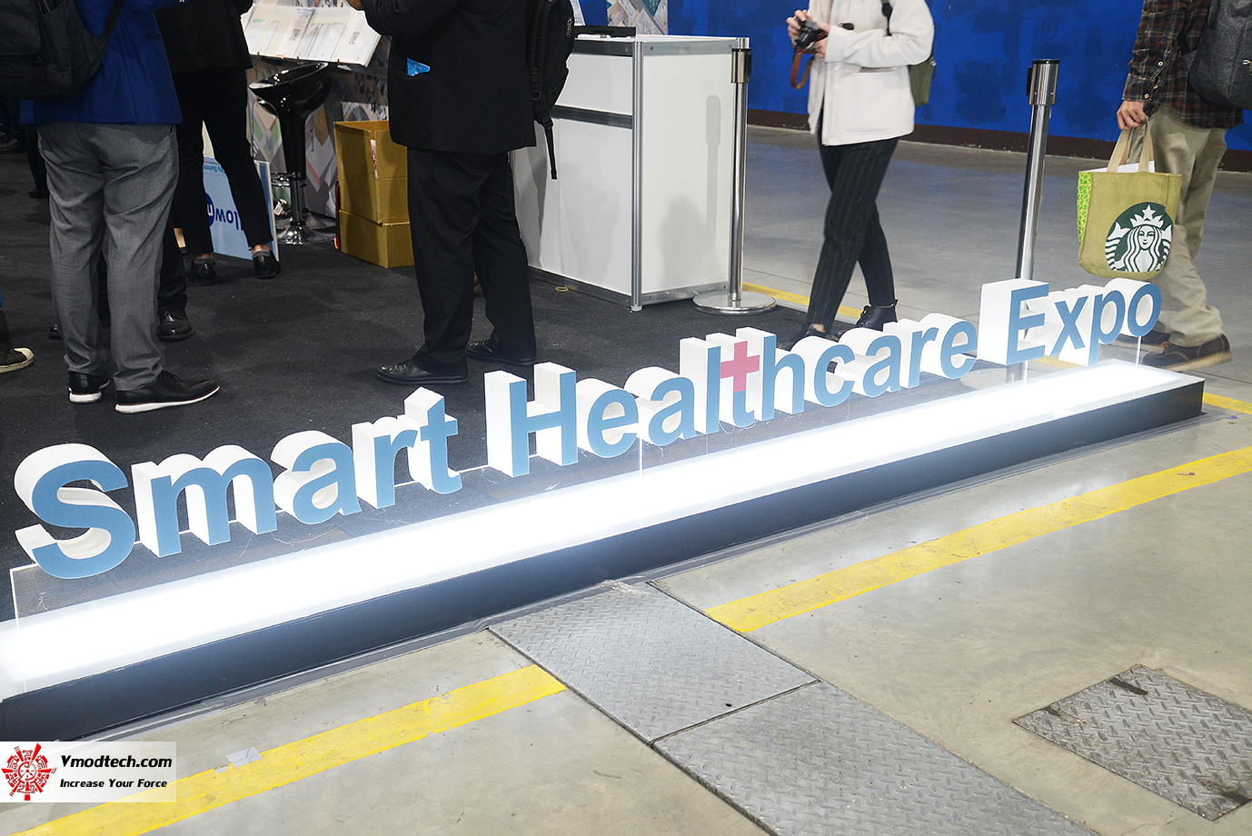 dsc 9121 เยี่ยมชมบูธ Smart Healthcare Expo กับเทคโนโลยีระบบการแพทย์และการดูแลสุขภาพอัจฉริยะในงาน 2019 SMART CITY SUMMIT & EXPO ณ กรุงไทเป ประเทศไต้หวัน