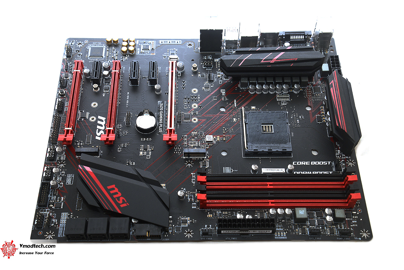 dsc 9514 MSI X470 GAMING PLUS REVIEW