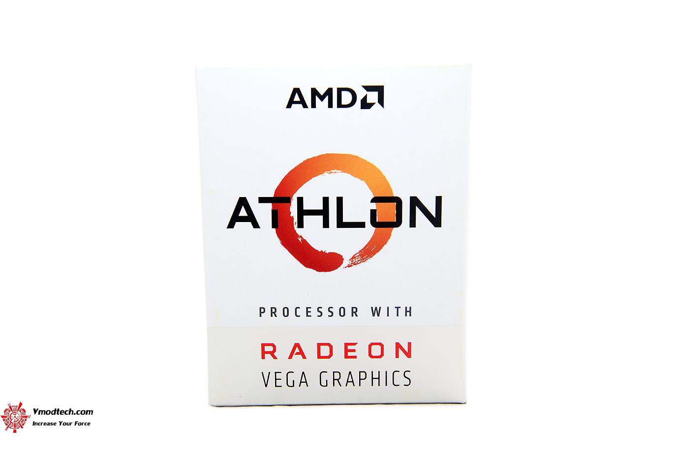 dsc 9656 AMD Athlon 220GE Processor with Radeon Vega 3 Graphics Review