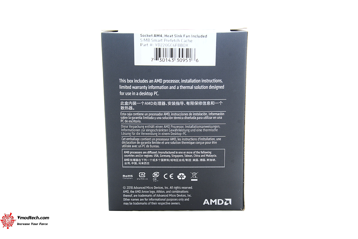 dsc 9661 AMD Athlon 220GE Processor with Radeon Vega 3 Graphics Review