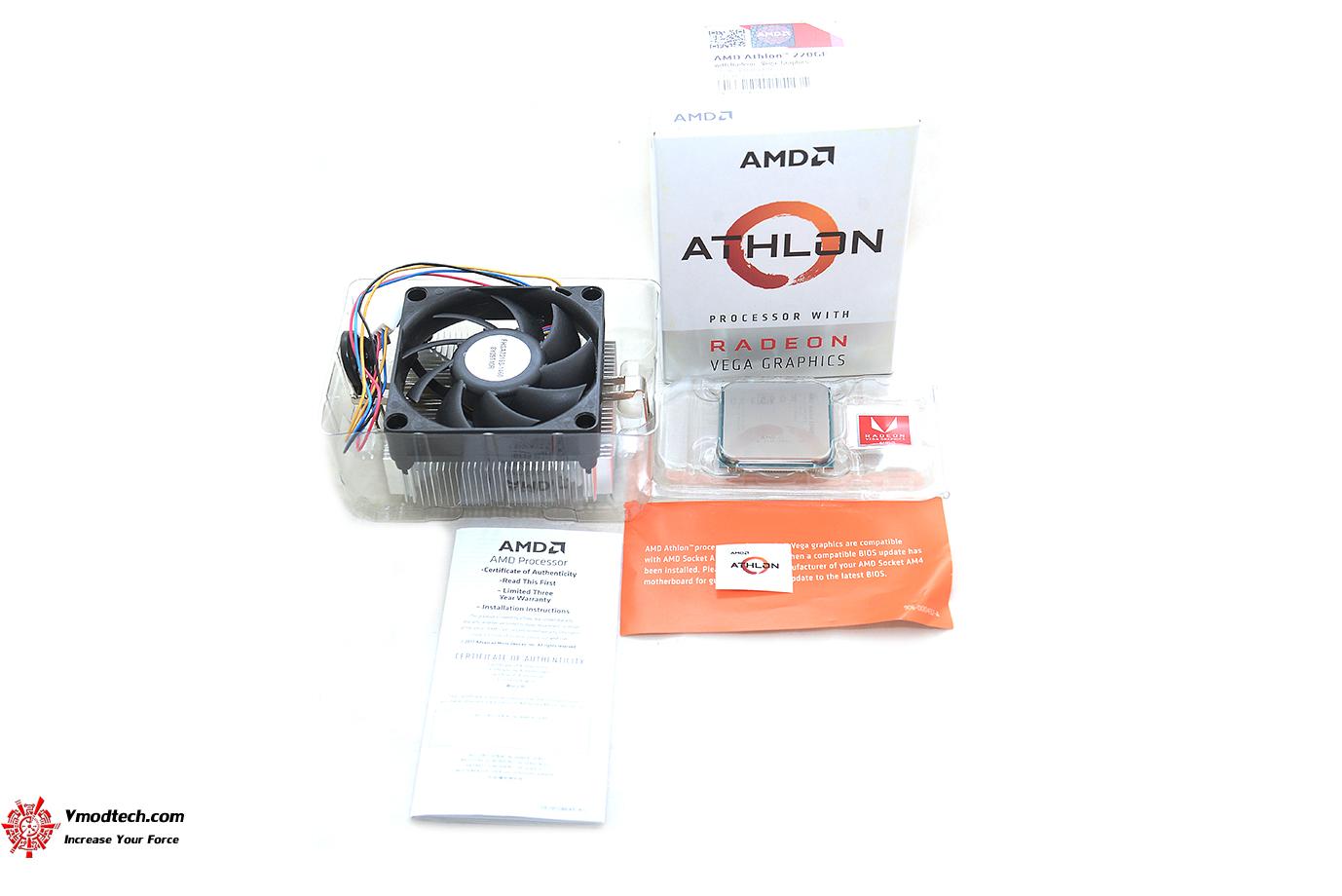 dsc 9665 AMD Athlon 220GE Processor with Radeon Vega 3 Graphics Review