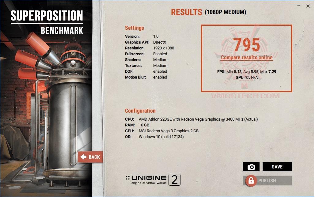 un2 AMD Athlon 220GE Processor with Radeon Vega 3 Graphics Review