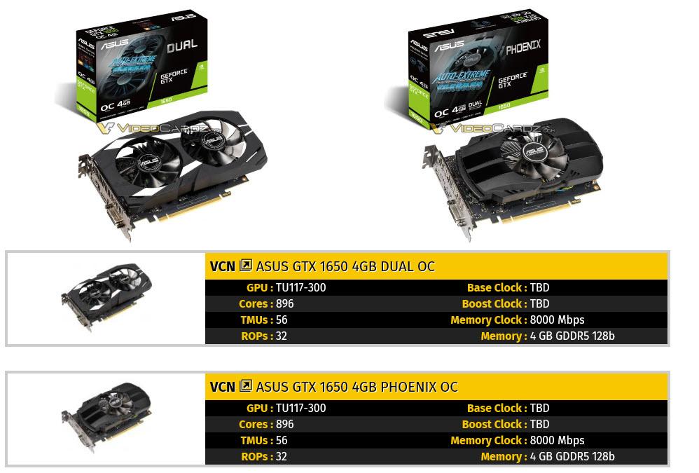 2019 04 22 9 13 27 เผยภาพการ์ดจอ Nvidia GeForce GTX 1650 หลายแบรนด์ก่อนเปิดตัวอย่างเป็นทางการ