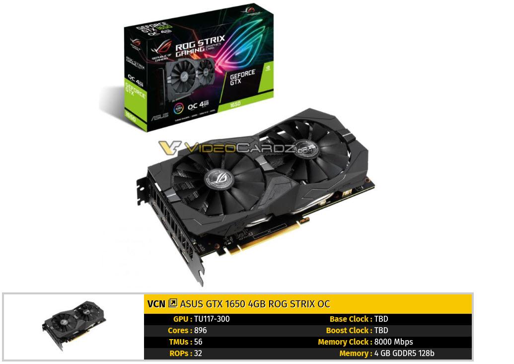 2019 04 22 9 13 36 เผยภาพการ์ดจอ Nvidia GeForce GTX 1650 หลายแบรนด์ก่อนเปิดตัวอย่างเป็นทางการ