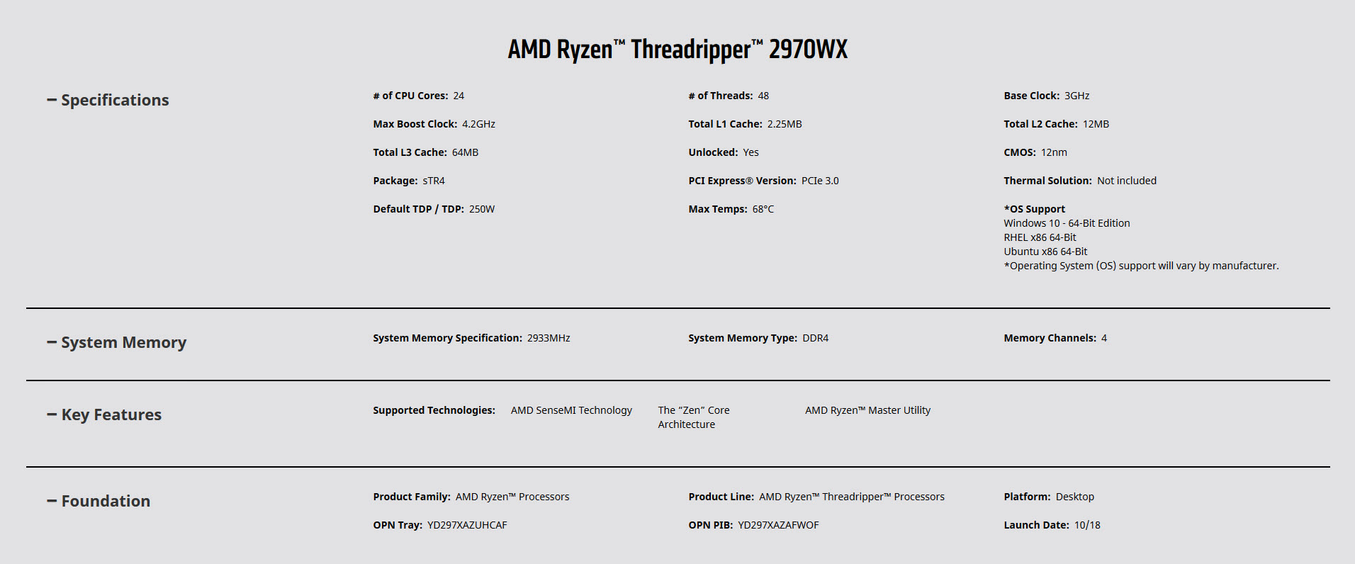 2019 04 28 18 09 57 AMD RYZEN THREADRIPPER 2970WX PROCESSOR REVIEW
