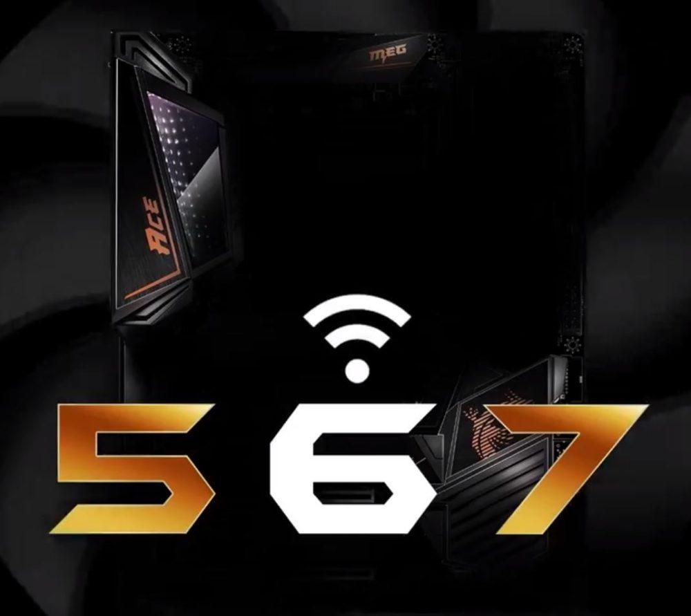 msi x570 ace 1000x891 MSI เผยวีดีโอตัวอย่างเมนบอร์ดรุ่นใหม่ที่คาดว่าเป็น MSI X570 MEG ACE รุ่นใหม่ล่าสุดที่ออกมารองรับซีพียู AMD RYZEN 3000