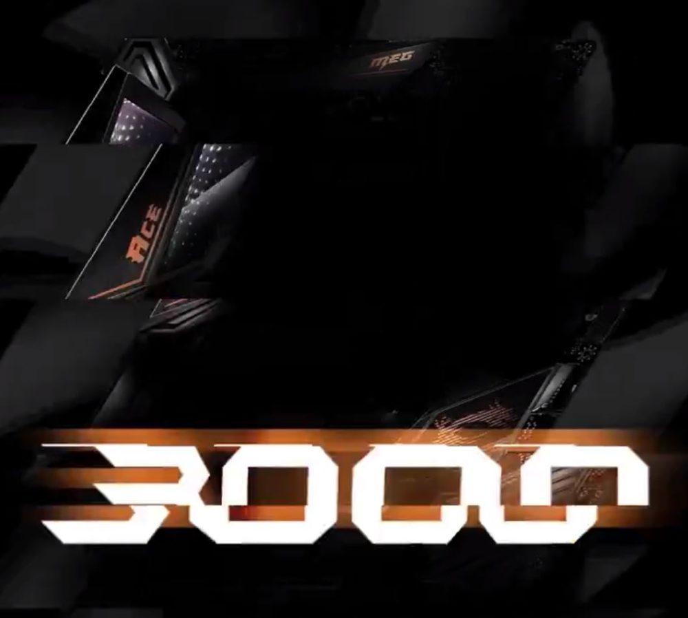 msi x570 ace ryzen 3000 1000x898 MSI เผยวีดีโอตัวอย่างเมนบอร์ดรุ่นใหม่ที่คาดว่าเป็น MSI X570 MEG ACE รุ่นใหม่ล่าสุดที่ออกมารองรับซีพียู AMD RYZEN 3000