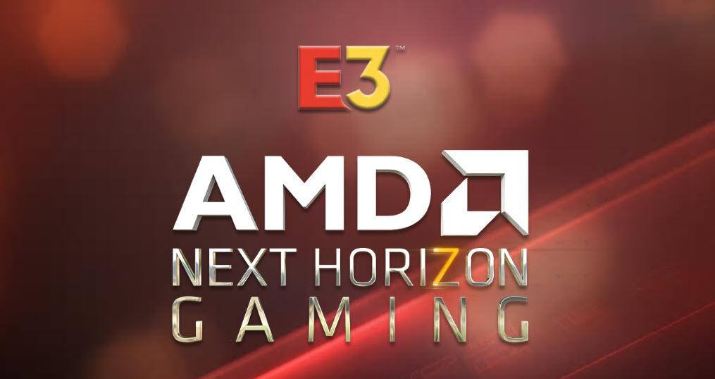 "2019 05 15 12 53 01 AMD ถ่ายทอดสดงาน ""Next Horizon Gaming"" ที่งาน E3 2019 นำเสนอผลิตภัณฑ์เกมมิ่ง และประสบการณ์การเล่นเกมรุ่นใหม่"