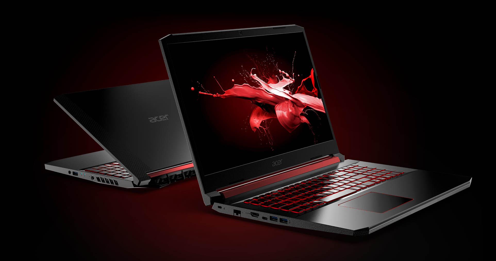 Acer เปิดตัวสุดยอดโน้ตบุ๊คเกมมิ่ง NewNitro5 ฮีโร่ที่มาพร้อมพลังอัพเกรดทรงพลังยิ่งกว่าเดิม ทั้ง CPU ใหม่ 9th Gen Intel Core i7, การ์ดจอใหม่ NVIDIA GeForce GTX 1660 Ti และหน้าจอความเร็วสูง 144Hz