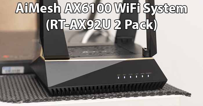 mainnew2 AiMesh AX6100 WiFi System (RT AX92U 2 Pack) Review
