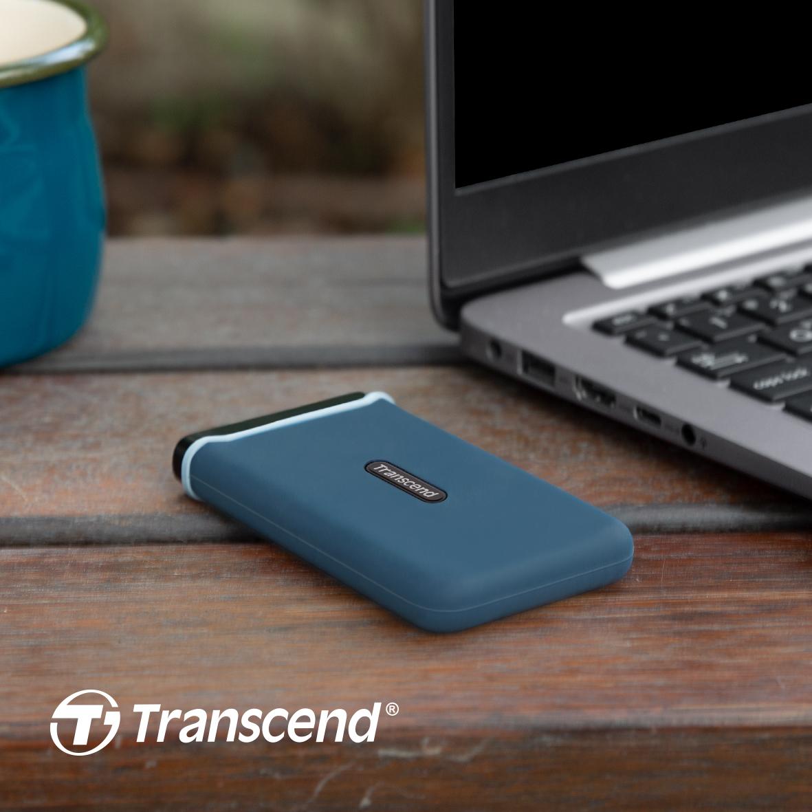 transcend esd350c 2 ทรานส์เซนด์ เปิดตัว SSD แบบพกพา รุ่น ESD350C สำหรับผู้ต้องการความเร็วที่เหนือกว่า