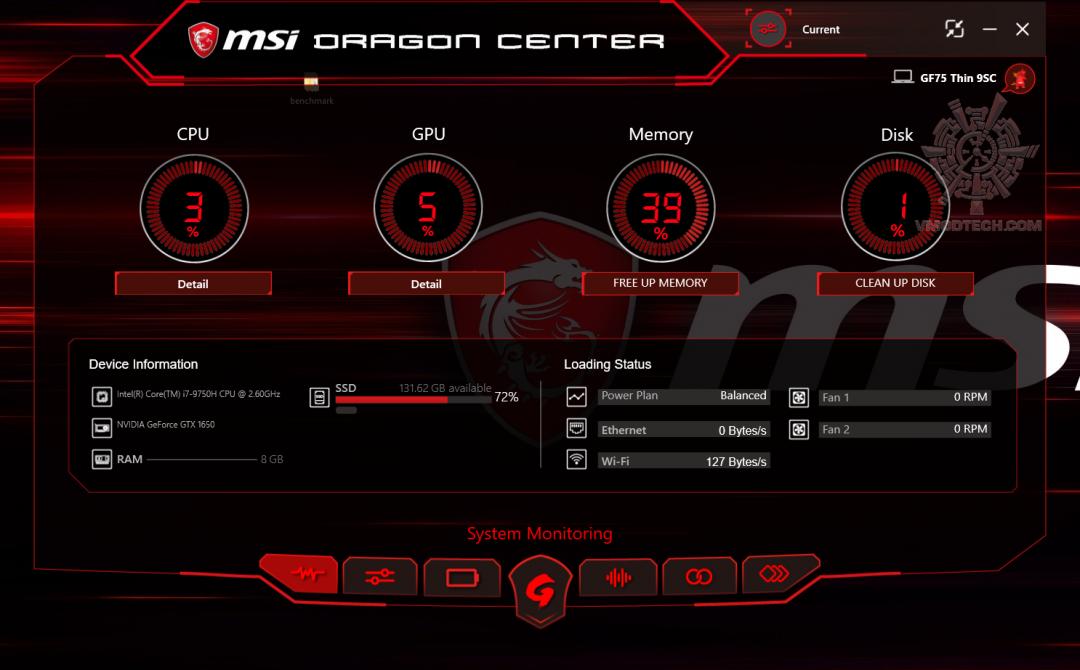 dragon1 MSI GF75 Thin 9SC Review