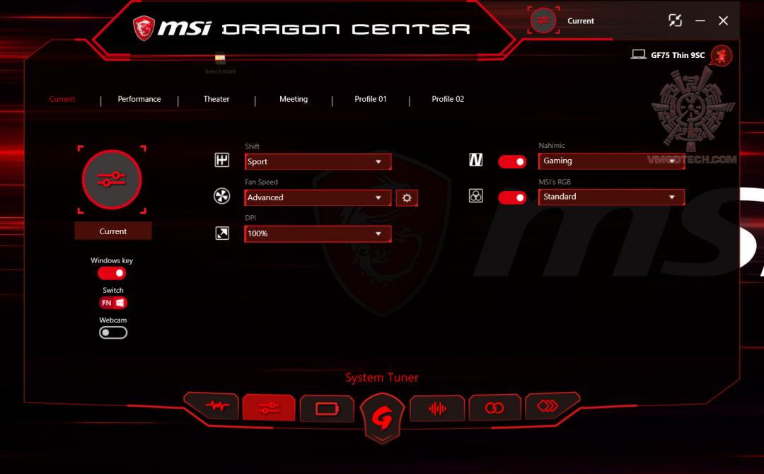dragon2 MSI GF75 Thin 9SC Review