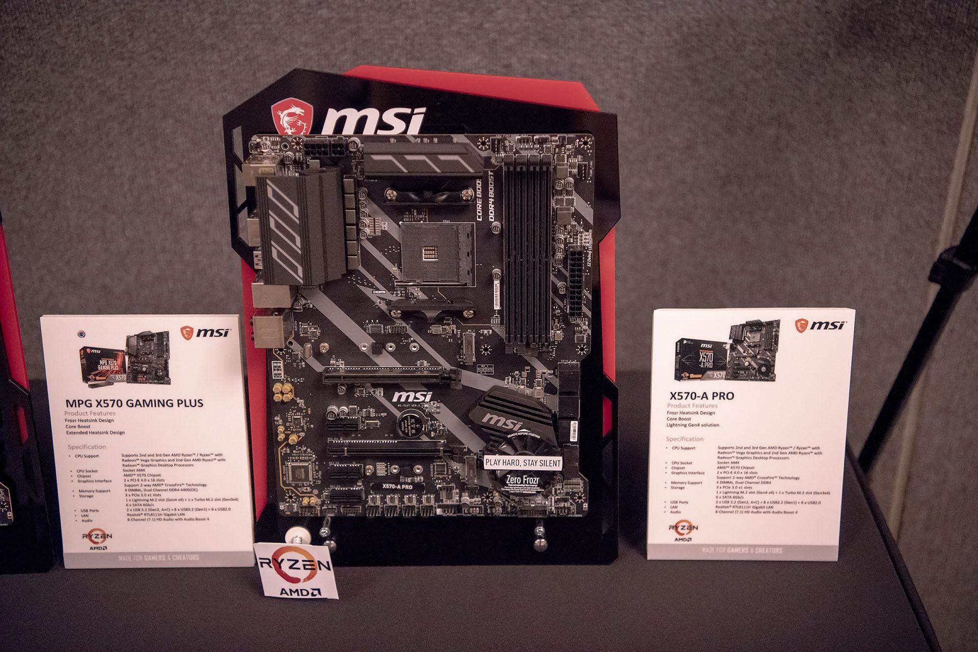 dsc 4758 บรรยากาศงาน MSI Indo Pacific X570 Partner Convention พบการเปิดตัวเมนบอร์ด X570 รุ่นใหม่ล่าสุดจากทาง MSI ต้อนรับการมาของซีพียู AMD RYZEN 3000ซีรี่ย์
