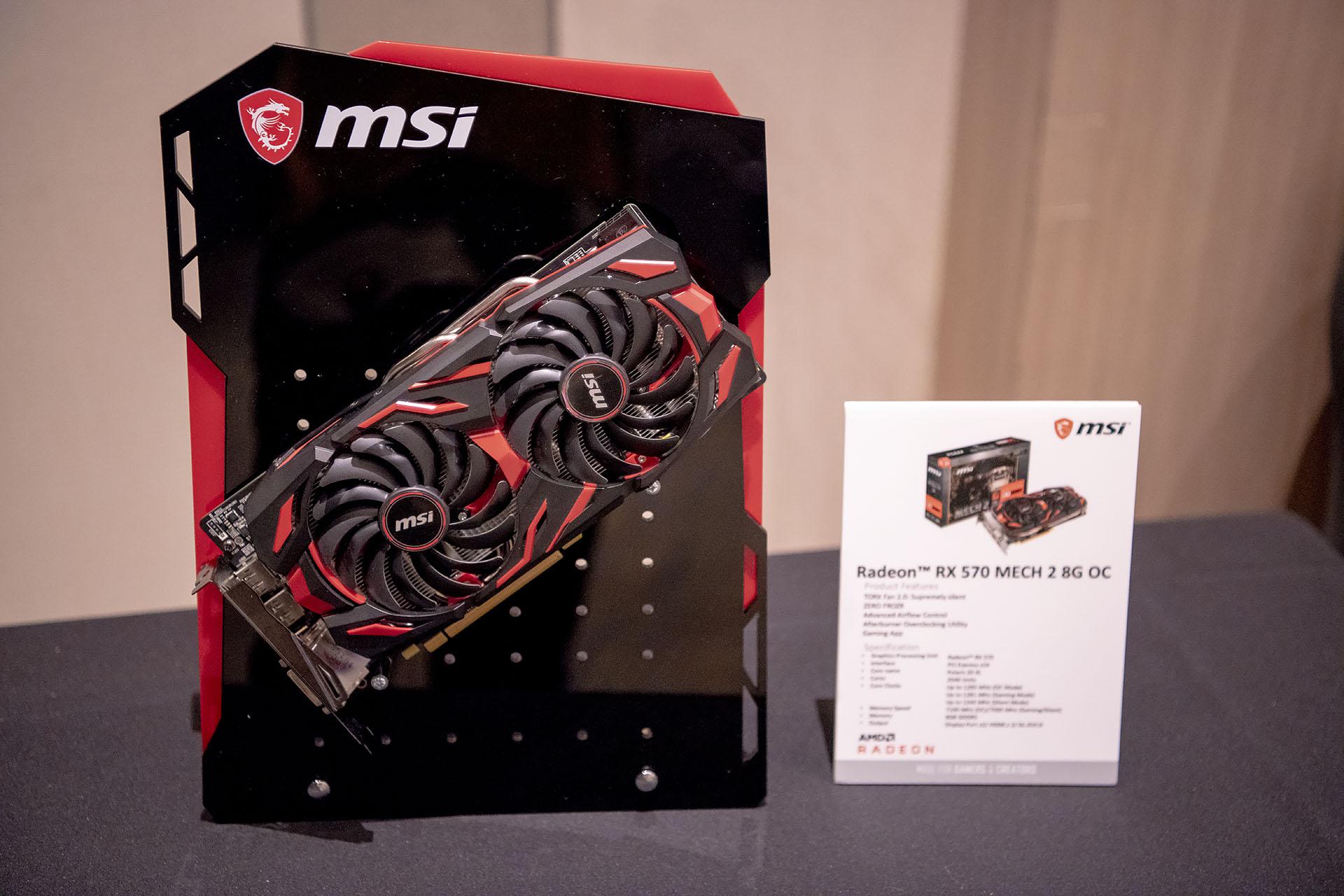 dsc 4773 บรรยากาศงาน MSI Indo Pacific X570 Partner Convention พบการเปิดตัวเมนบอร์ด X570 รุ่นใหม่ล่าสุดจากทาง MSI ต้อนรับการมาของซีพียู AMD RYZEN 3000ซีรี่ย์