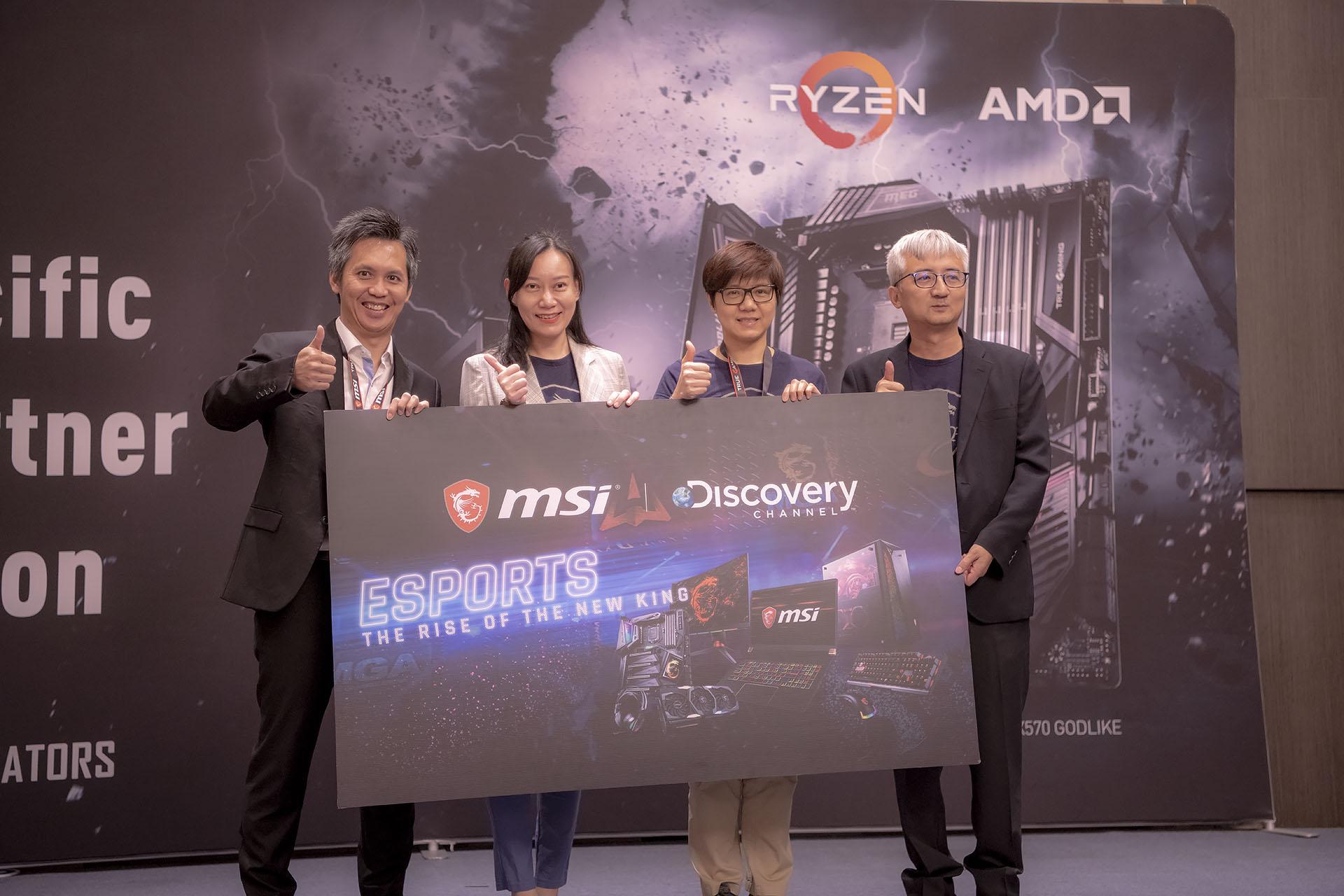 dsc 4958 บรรยากาศงาน MSI Indo Pacific X570 Partner Convention พบการเปิดตัวเมนบอร์ด X570 รุ่นใหม่ล่าสุดจากทาง MSI ต้อนรับการมาของซีพียู AMD RYZEN 3000ซีรี่ย์
