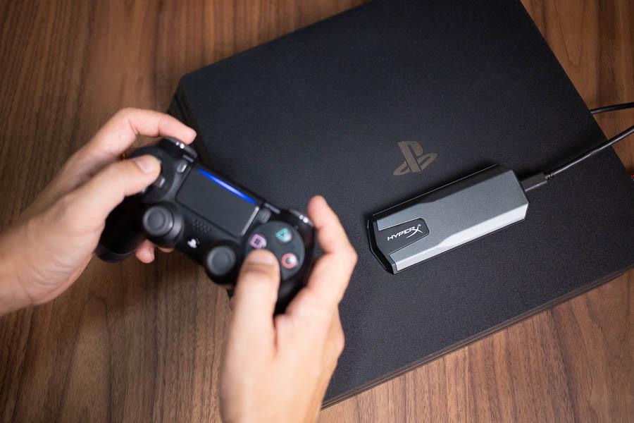 hyperx savage exo 480gb 32 HyperX Savage EXO SSD เพื่อนที่ดีที่สุดสำหรับ PS4 ของคุณ