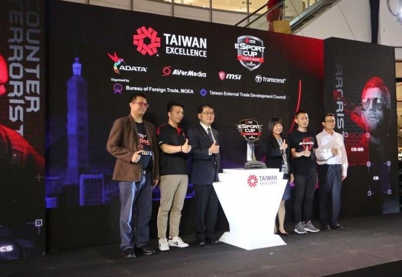 Transcend เข้าร่วมสนับสนุน Taiwan Excellence eSport Cup Thailand ครั้งแรกในประเทศไทย ชิงเงินรางวัล 360,000 บาท