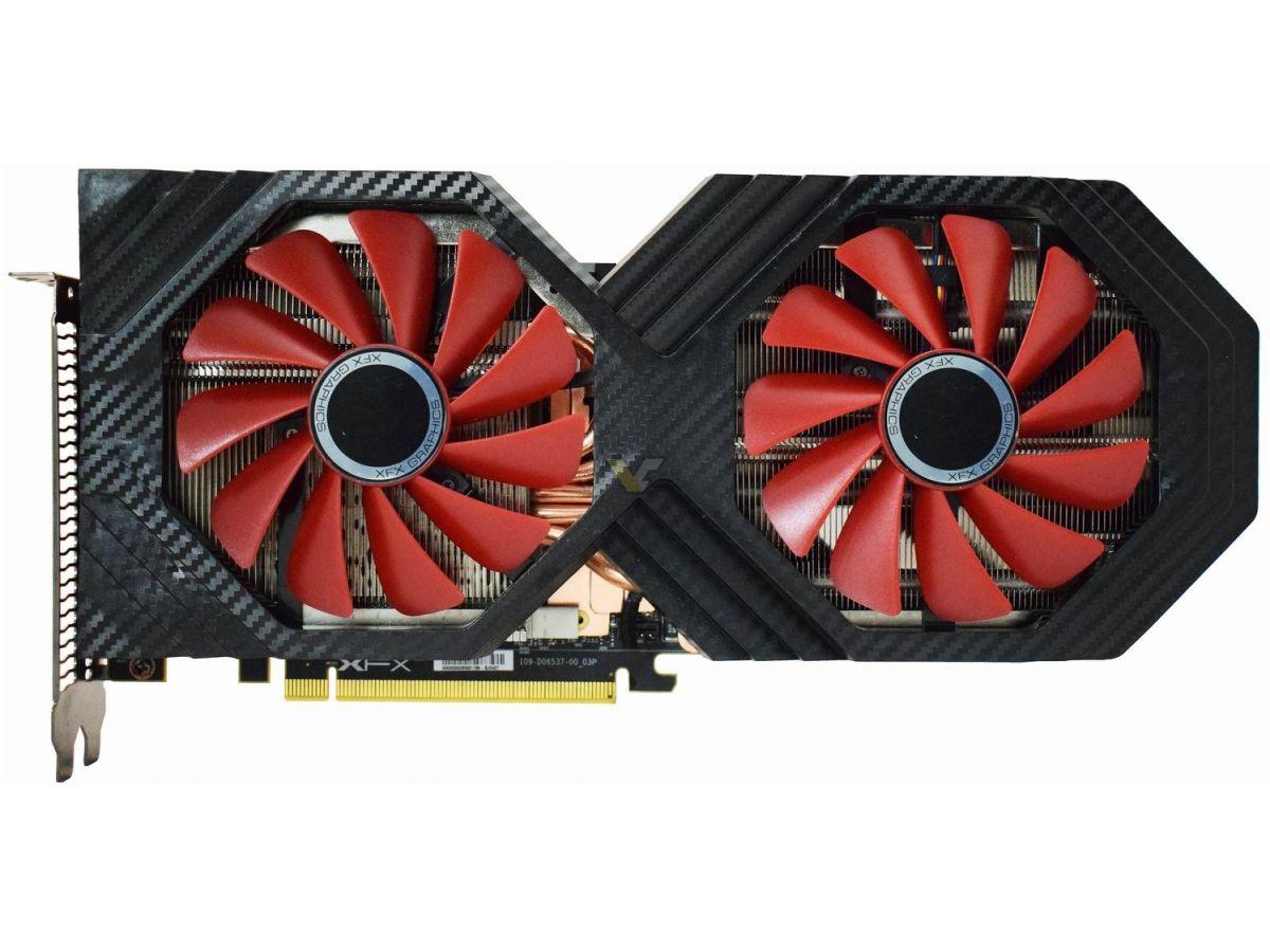 xfx radeon rx vega 56 64 double edition 4 หลุดภาพการ์ดจอ AMD Radeon RX 5700 ในรุ่น Non Reference