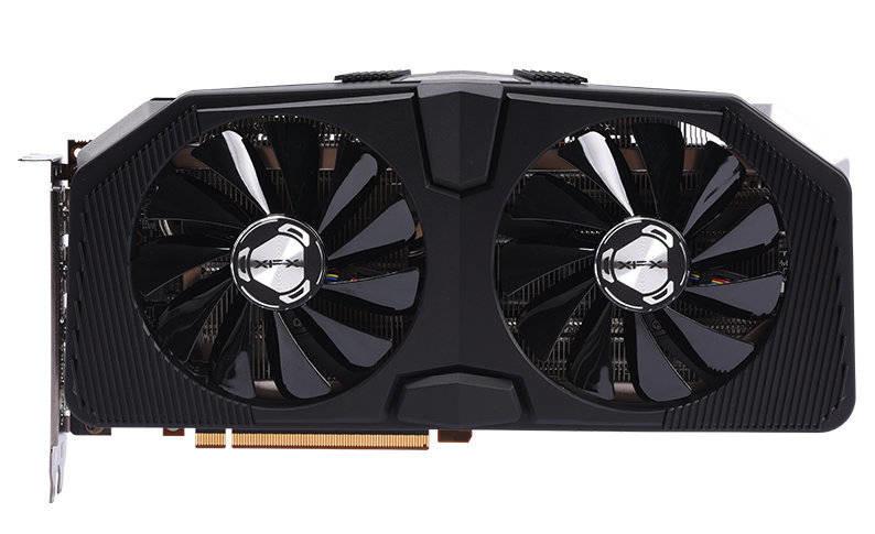 xfx rx 5700 double dissipation หลุดภาพการ์ดจอ AMD Radeon RX 5700 ในรุ่น Non Reference