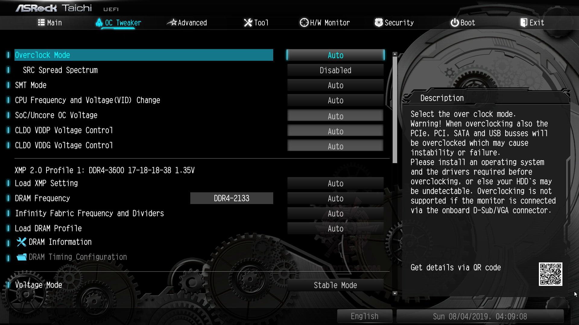 190804040908 ASRock X570 Taichi Review