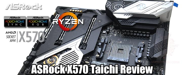 asrock x570 taichi review ASRock X570 Taichi Review