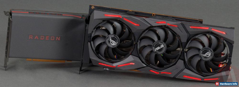 ASUS เปิดตัวการ์ดจอ ASUS Radeon RX 5700 (XT) ROG STRIX และ TUF รุ่นใหม่ล่าสุดด้วยขุมพลัง 7nm และดีไซน์สุดอลังการ