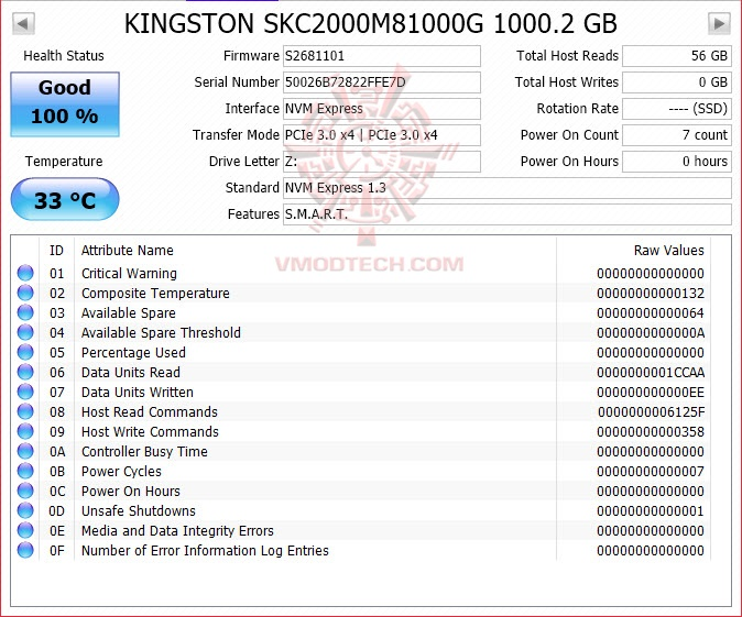 2019 08 08 19 14 05 KINGSTON SSD KC2000 1TB Review