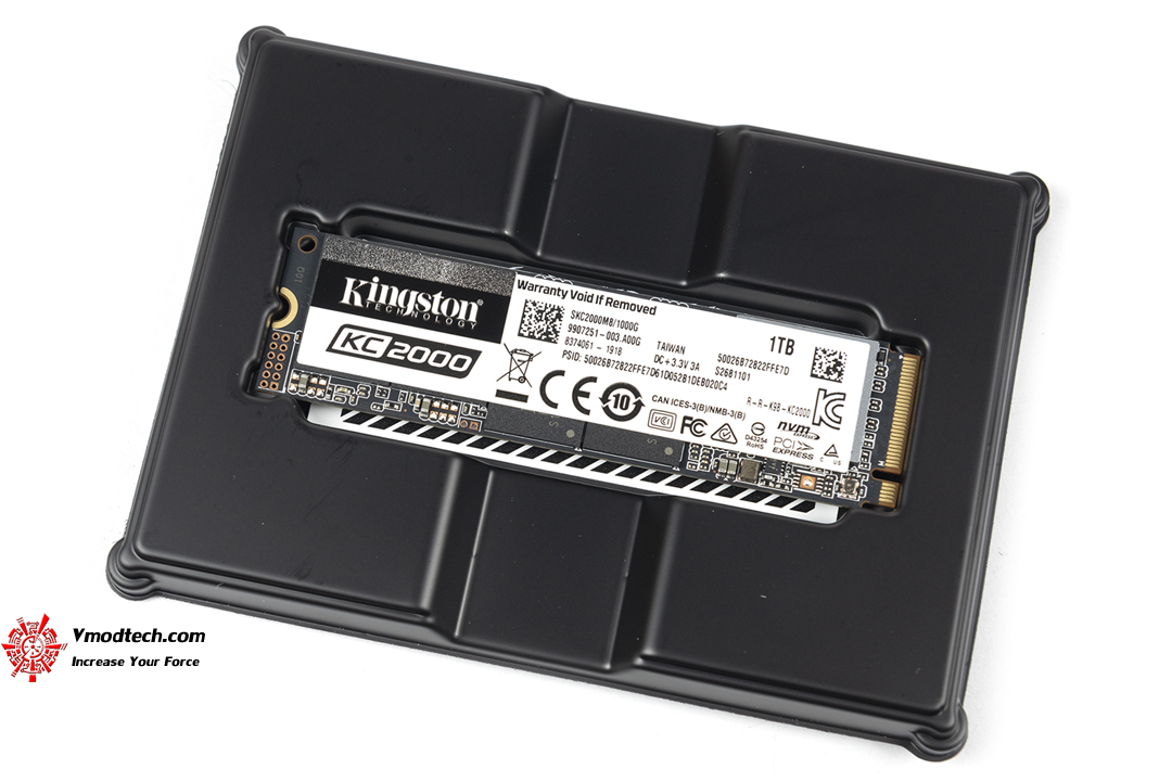 tpp 6089 KINGSTON SSD KC2000 1TB Review