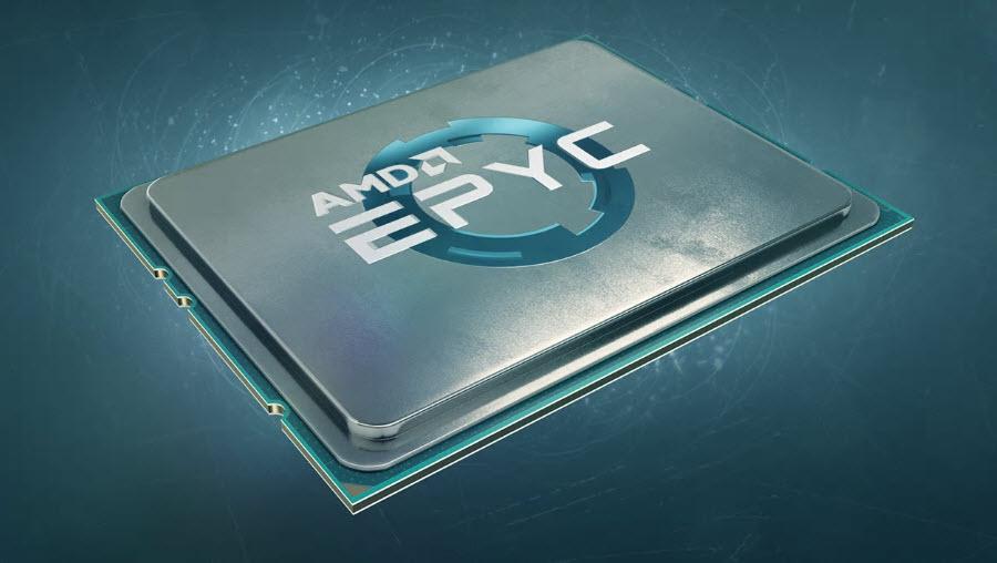 AMD เปิดตัวซีพียู AMD เปิดตัวซีพียู AMD EPYC (Rome) รุ่นที่2 2nd Gen ที่มีจำนวนคอร์มากถึง 64Core / 128 Threaded ที่พร้อมใช้งานในบรรดาเครื่องเซิพเวอร์
