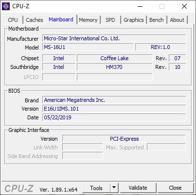 cpu3 MSI GE65 Raider 9SE Review