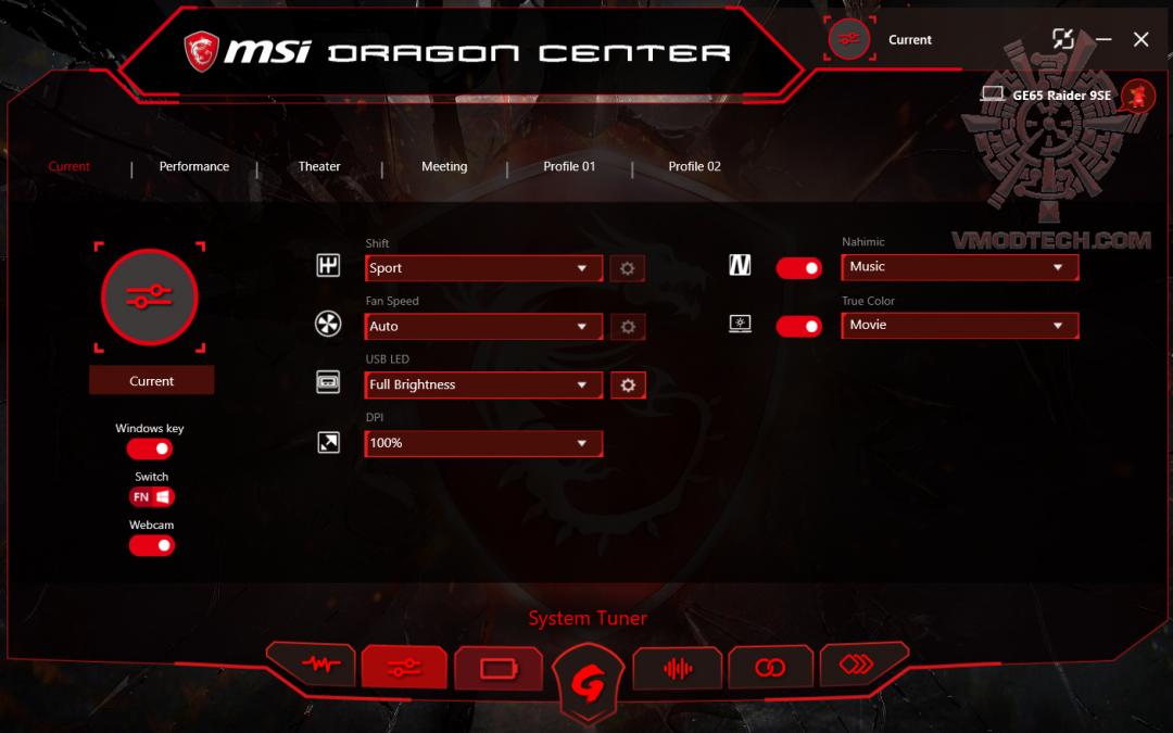 dragon2 MSI GE65 Raider 9SE Review
