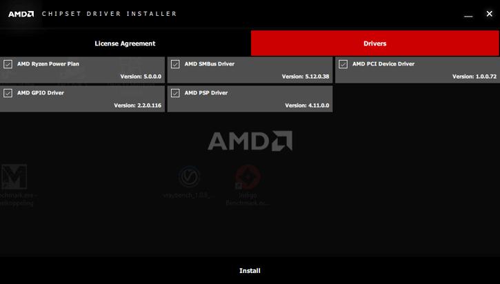 89778 AMD อัพเดทไดร์เวอร์ชิบเซ็ต Chipset driver เวอร์ชั่น build 1.8.19.0915 ที่มีโหมดประหยัดพลังงาน AMD Ryzen Power Plan เวอร์ชั่นใหม่ล่าสุดมาให้ใช้งานกัน