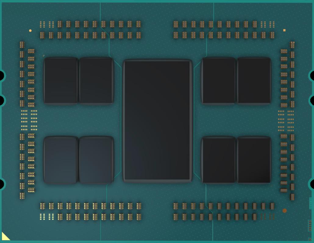 amd 3rd gen ryzen threadripper 1030x796 AMD Ryzen Threadripper 3000 รุ่นใหม่ล่าสุด 32คอร์ 7nm สถาปัตย์ Zen 2 แรงกว่า Ryzen Threadripper 2990WX รุ่นเดิมมากถึง 70% กันเลยทีเดียว