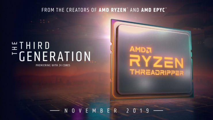 ลือ!! MSI เตรียมเปิดตัวเมนบอร์ด MSI Creator TRX40 รุ่นใหม่ล่าสุดต้อนรับการมาของซีพียู AMD Ryzen Threadripper 3000 รุ่นที่3 ที่กำลังจะเปิดตัวในเร็วๆนี้