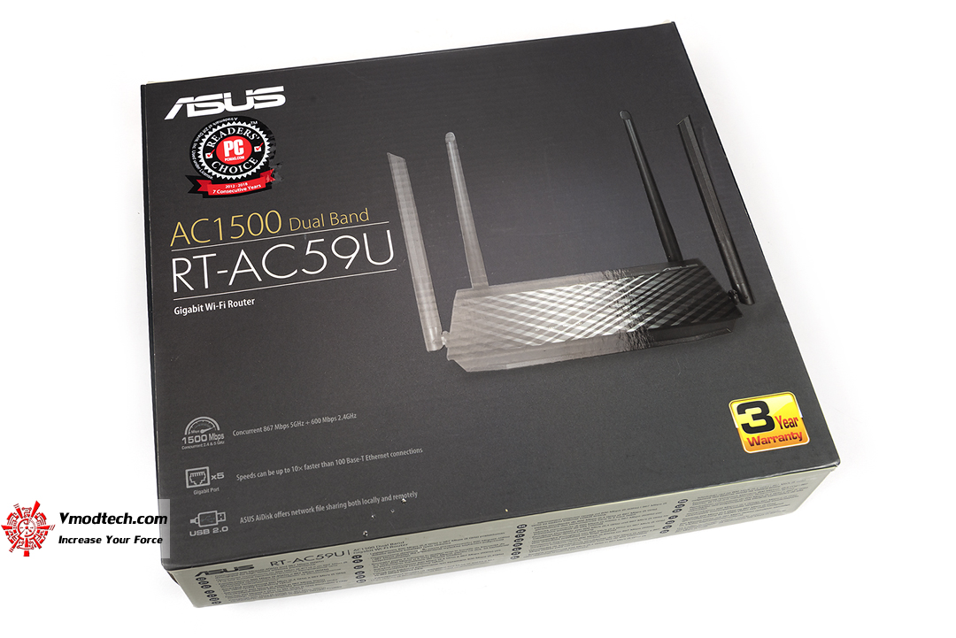 tpp 6332 ASUS RT AC 59U   AC1500 Dual Band WiFi Router Review