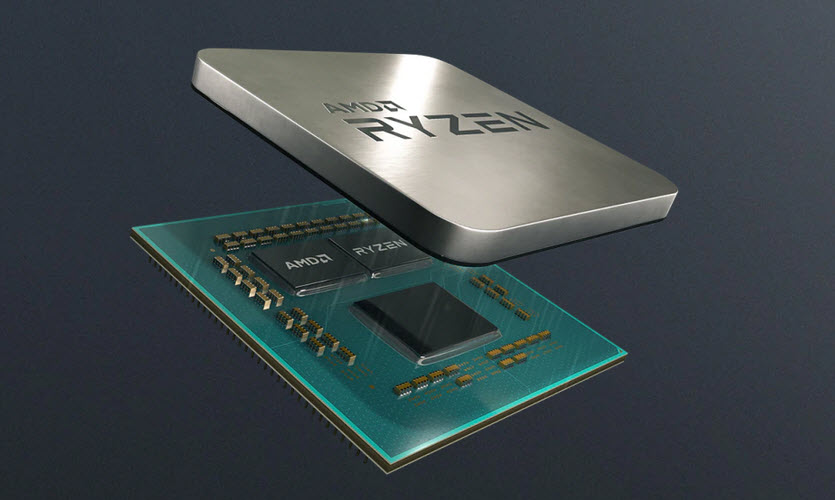 AMD นำเสนอ AMD Ryzen™ 9 3950X โปรเซสเซอร์ประมวลผล 16 คอร์ที่ทรงพลังที่สุดในโลก